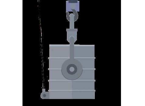 Representación de una cuchara extraída del horno