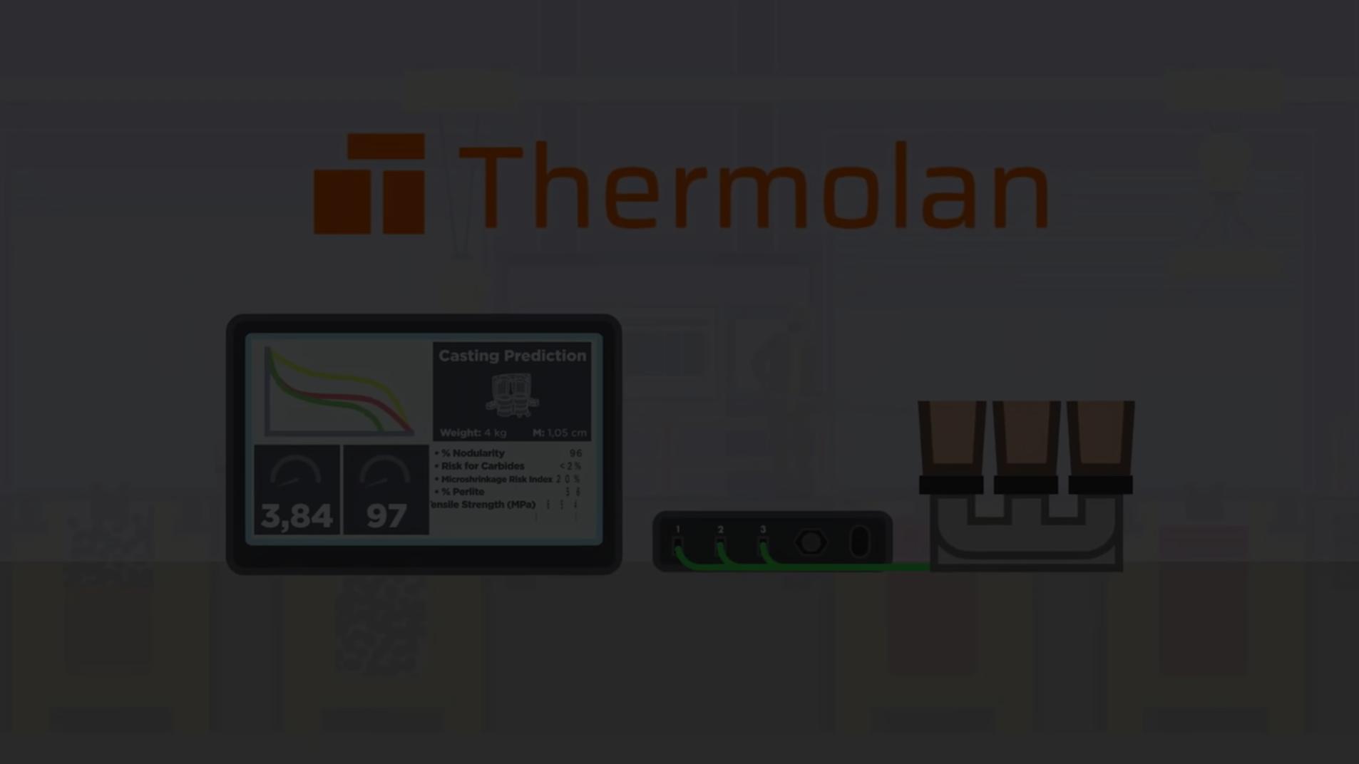 Imagen representativa del sistema Thermolan en el vídeo explicativo