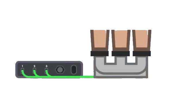 Imagen que representa el hardware del thermolan